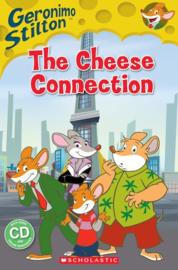 Geronimo Stilton: The Cheese Connection + audio-cd (Starter Level)