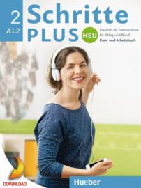 Schritte plus Neu 2 Interactief Digitaal Studentenboek en Werkboek