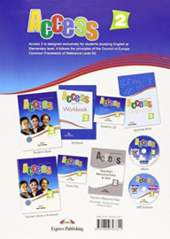 Access 2 Student's Pack (international)
