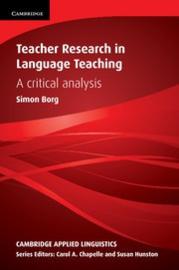 Teacher Research in Language Teaching Paperback