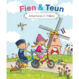 Fien and Teun Adventures in Holland