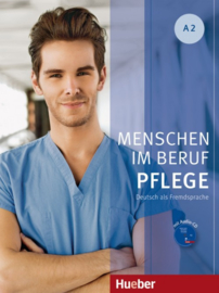 Menschen im Beruf - Verpleging A2 Studentenboek met Audio-CD