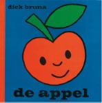 De appel (Dick Bruna) (Hardback)