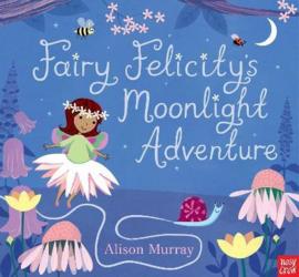 Fairy Felicity's Moonlight Adventure (Alison Murray) Hardback Picture Book