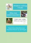 Western riding 4 kids (Elise Wemmers) (Paperback / softback)