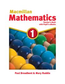 Macmillan Mathematics Level 1  Teacher's Book + eBook Pack