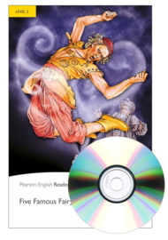 Five Famous Fairy Tales Book & CD Pack