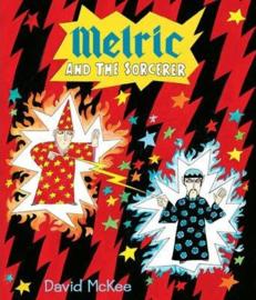 Melric and the Sorcerer (David McKee) Paperback / softback