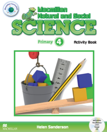 Macmillan Natural and Social Science Level 4 Activity Book Pack