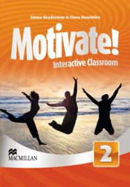 Motivate! Level 2 Interactive Classroom CD-ROM