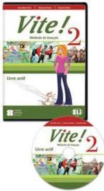 Vite! 2 Class Digital Book - DVD