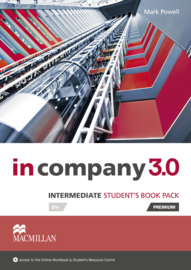 In Company 3.0 Intermediate Level Student's Book Pack Premium