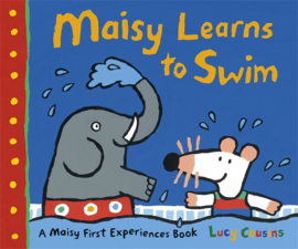 Maisy Learns To Swim (Lucy Cousins)