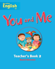 You and Me Level 2 Teacher's Book