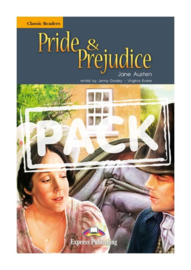 Pride & Prejudice Set With Audio Cd's