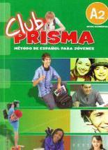 Club Prisma A2 - Libro de alumno + CD
