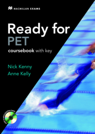 Ready for PET   Student's Book & CD-ROM Pack with Key