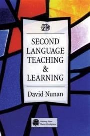 Methodology: Second Language Teaching & Learning