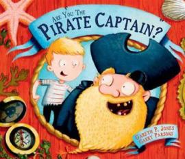 Are you the Pirate Captain? (Gareth P Jones) Paperback / softback