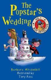The Popstar's Wedding (No. 1 Boy Detective) (Barbara Mitchelhill) Paperback / softback