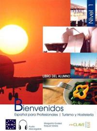 Bienvenidos 1 Libro del alumno (A1-A2)