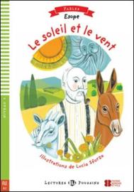 Le Soleil Et Le Vent + Downloadable Multimedia