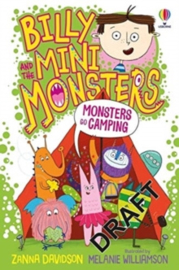 Billy and the Mini Monsters - Monsters Go Camping