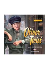 Oliver Twist Illustrated Audio Cd