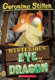 Geronimo Stilton - Mysterious Eye of the Dragon