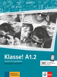 Klasse! A1.2 Oefenboek met Audio