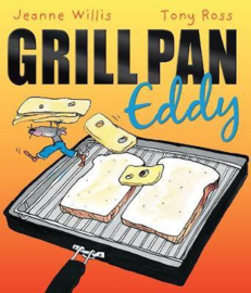 Grill Pan Eddy (Jeanne Willis) Paperback / softback