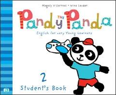 Pandy The Panda 2 Pupil's Book + Song Audio Cd