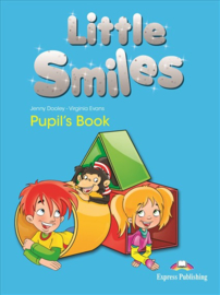 Little Smiles Pupil's Book (international)