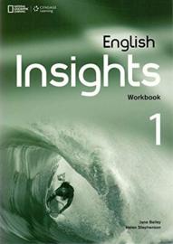 English Insights 1 Workbook + Audio Cd/dvd