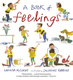 A Book Of Feelings (Amanda McCardie, Salvatore Rubbino)