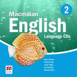 Macmillan English Level 2 Language Book Audio CD (2)