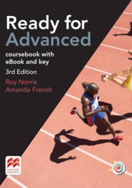 Ready for Advanced (3rd edition) Student's Book + eBook Pack + key