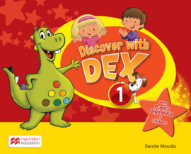 Discover with Dex Level 1 Pupil's Book Pack