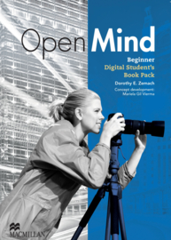 Open Mind Beginner Digital Student's Book Pack