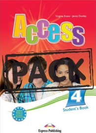Access 4 Student's Pack With Iebook (upper)