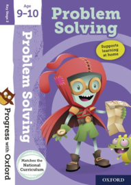 Progress with Oxford: Problem Solving Age 9-10