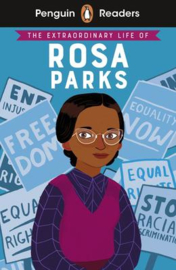 Penguin Readers Level 2: The Extraordinary Life of Rosa Parks (ELT Graded Reader) (Paperback)