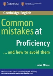Common Mistakes at Proficiency ... and how to avoid them Paperback