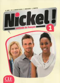 Nickel! 1 - Niveaux A1/A2 - Livre de lélève + DVD Rom