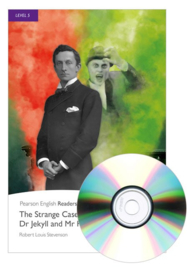 The Strange Case of Dr Jekyll and Mr Hyde Book & CD Pack