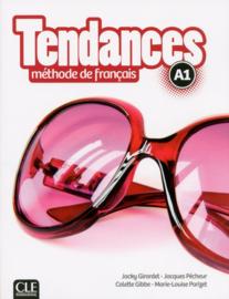 Tendances - Niveau A1 - Livre de lélève + DVD-Rom