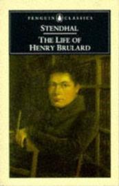 The Life Of Henry Brulard (John Sturrock)