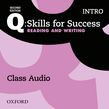 Q: Skills For Success Intro Level Reading & Writing Class Audio Cd (x1)