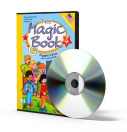 The Magic Book 4 Class Digital Book - Dvd