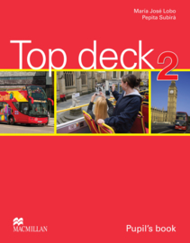 Top Deck Level 2 Pupil's Book